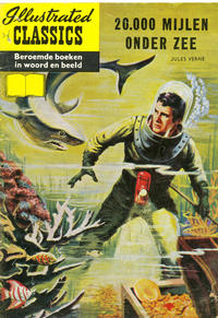 Cover Thumbnail for Illustrated Classics (Classics/Williams, 1956 series) #[20] - 20.000 Mijlen onder zee [Gratis proefexemplaar]