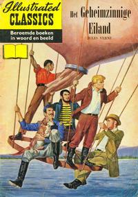 Cover Thumbnail for Illustrated Classics (Classics/Williams, 1956 series) #[21] - Het geheimzinnige eiland [Gratis proefexemplaar]