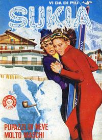 Cover Thumbnail for Sukia (Edifumetto, 1978 series) #98
