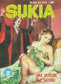 Cover for Sukia (Edifumetto, 1978 series) #100