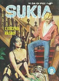 Cover for Sukia (Edifumetto, 1978 series) #106