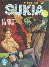 Cover Thumbnail for Sukia (Edifumetto, 1978 series) #110