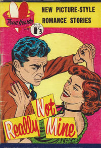 Cover Thumbnail for True Hearts (H. John Edwards, 1960 ? series) #8