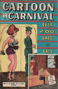 Cover Thumbnail for Cartoon Carnival (Charlton, 1962 series) #40