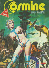 Cover Thumbnail for Cosmine (Ediperiodici, 1973 series) #2