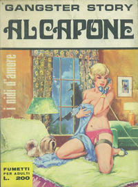 Cover Thumbnail for Gangster Story Al Capone (Ediperiodici, 1967 series) #9
