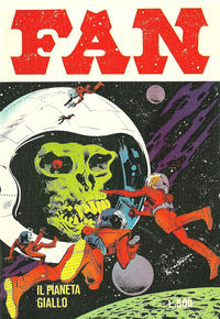 Cover Thumbnail for Fan (Edifumetto, 1978 series) #2