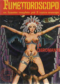 Cover Thumbnail for Fumettoroscopo (Edifumetto, 1973 series) #4