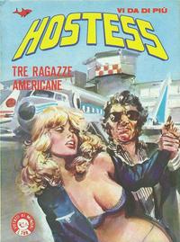Cover Thumbnail for Hostess (Edifumetto, 1983 series) #1
