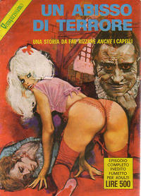 Cover for Vampirissimo (Edifumetto, 1972 series) #11