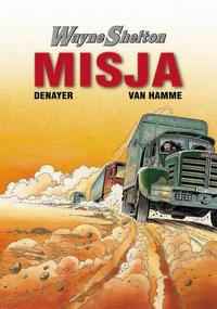 Cover Thumbnail for Wayne Shelton (Egmont Polska, 2003 series) #1 - Misja