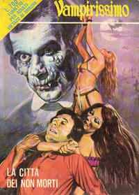 Cover Thumbnail for Vampirissimo (Edifumetto, 1972 series) #61