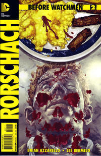 Cover Thumbnail for Before Watchmen: Rorschach (DC, 2012 series) #2