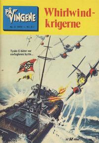 Cover Thumbnail for På Vingene (Serieforlaget / Se-Bladene / Stabenfeldt, 1963 series) #3/1973
