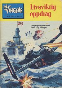 Cover Thumbnail for På Vingene (Serieforlaget / Se-Bladene / Stabenfeldt, 1963 series) #6/1973
