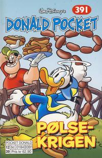 Cover Thumbnail for Donald Pocket (Hjemmet / Egmont, 1968 series) #391