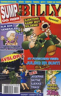 Cover Thumbnail for Billy (Hjemmet / Egmont, 1998 series) #18/2012