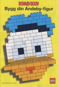 Cover Thumbnail for Bilag til Donald Duck & Co (Hjemmet / Egmont, 1997 series) #36/2012