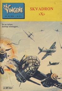 Cover Thumbnail for På Vingene (Serieforlaget / Se-Bladene / Stabenfeldt, 1963 series) #10/1973