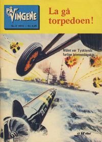 Cover Thumbnail for På Vingene (Serieforlaget / Se-Bladene / Stabenfeldt, 1963 series) #2/1974