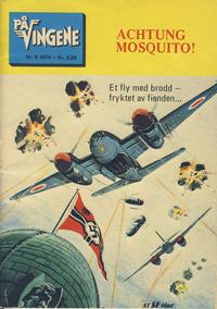 Cover Thumbnail for På Vingene (Serieforlaget / Se-Bladene / Stabenfeldt, 1963 series) #5/1974