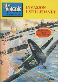Cover Thumbnail for På Vingene (Serieforlaget / Se-Bladene / Stabenfeldt, 1963 series) #7/1974