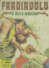 Cover Thumbnail for Fradiavolo (Ediperiodici, 1974 series) #3