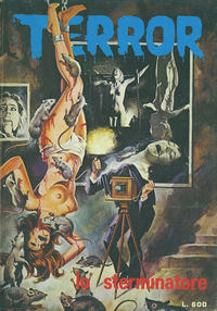 Cover Thumbnail for Terror (Ediperiodici, 1969 series) #86