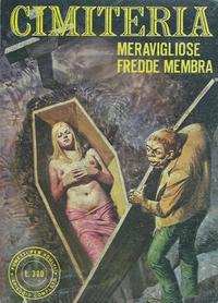 Cover Thumbnail for Cimiteria (Edifumetto, 1977 series) #1