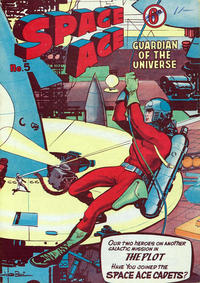 Cover Thumbnail for Space Ace (Atlas Publishing, 1960 series) #5