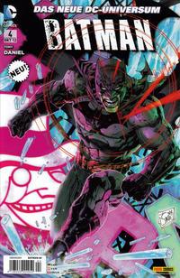 Cover Thumbnail for Batman (Panini Deutschland, 2012 series) #4 (69)