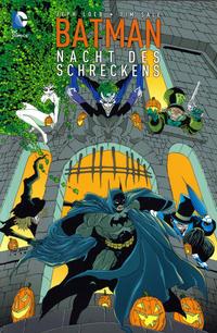 Cover Thumbnail for Batman: Nacht des Schreckens (Panini Deutschland, 2012 series)