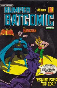 Cover Thumbnail for Bumper Batcomic (K. G. Murray, 1976 series) #15