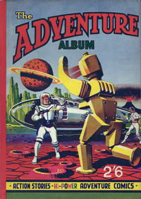 Cover Thumbnail for The Adventure Album (G. T. Limited, 1959 series)