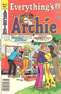Cover Thumbnail for Everything's Archie (Archie, 1969 series) #59