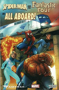 Cover Thumbnail for Amtrak Presents All Aboard (Marvel, 2006 series) #1
