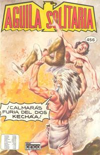 Cover Thumbnail for Aguila Solitaria (Editora Cinco, 1976 ? series) #456