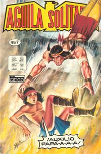 Cover Thumbnail for Aguila Solitaria (Editora Cinco, 1976 ? series) #457