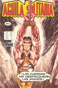 Cover Thumbnail for Aguila Solitaria (Editora Cinco, 1976 ? series) #461