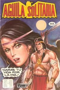 Cover Thumbnail for Aguila Solitaria (Editora Cinco, 1976 ? series) #465