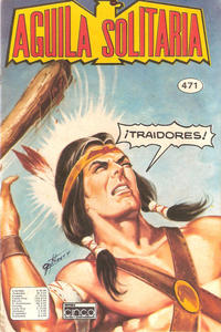 Cover for Aguila Solitaria (Editora Cinco, 1976 ? series) #471