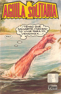 Cover Thumbnail for Aguila Solitaria (Editora Cinco, 1976 ? series) #493