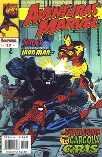 Cover Thumbnail for Aventuras Marvel (Planeta DeAgostini, 1998 series) #17