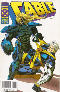 Cover Thumbnail for Cable (Planeta DeAgostini, 1994 series) #20