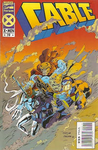 Cover Thumbnail for Cable (Planeta DeAgostini, 1994 series) #19
