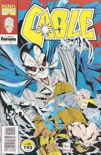 Cover Thumbnail for Cable (Planeta DeAgostini, 1994 series) #14