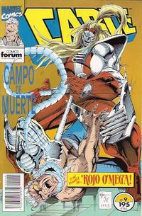 Cover Thumbnail for Cable (Planeta DeAgostini, 1994 series) #9