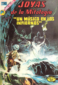 Cover for Joyas de la Mitología (Editorial Novaro, 1962 series) #222