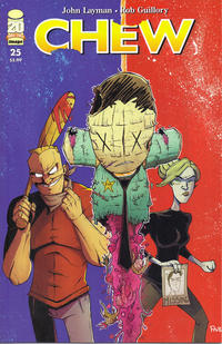 Cover Thumbnail for Chew (Image, 2009 series) #25
