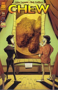 Cover Thumbnail for Chew (Image, 2009 series) #26